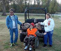 Brother and sister harvest their first deer!-7.jpg