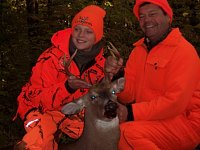 A special deer hunt for two friends who met at Children's Hospital!-100_1099.jpg